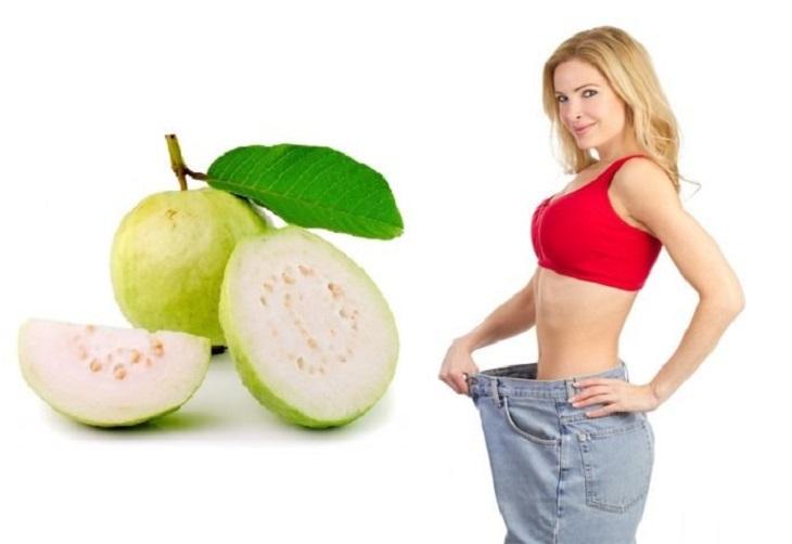 Quả ổi chứa ít calo và nhiều chất xơ, hỗ trợ hiệu quả cho quá trình giảm cân