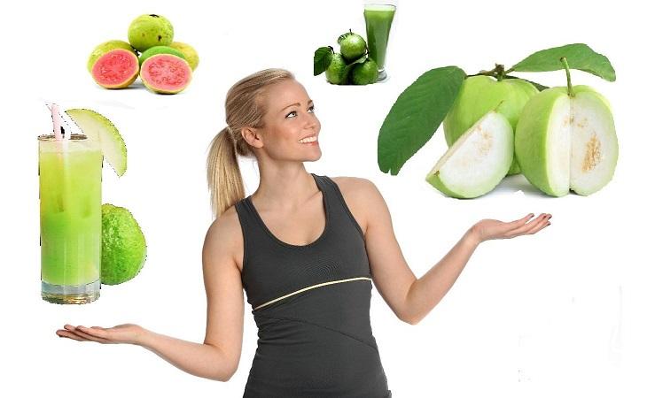 Các dinh dưỡng của ổi có tác dụng tăng cường hệ miễn dịch, nâng cao đề kháng