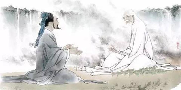 Ông lão xuất hiện trong giấc mơ của chàng thanh niên Minh Tư để chỉ đường dẫn lối cho cậu tìm thấy thảo dược quý (Ảnh minh họa)