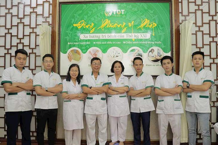 Hình ảnh đội ngũ chuyên gia, bác sĩ, kỹ thuật viên hàng đầu tại Trung tâm