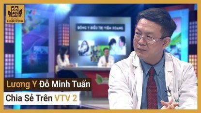 Lương y Đỗ Minh Tuấn là cố vấn chuyên môn trong các chương trình truyền hình chăm sóc sức khỏe