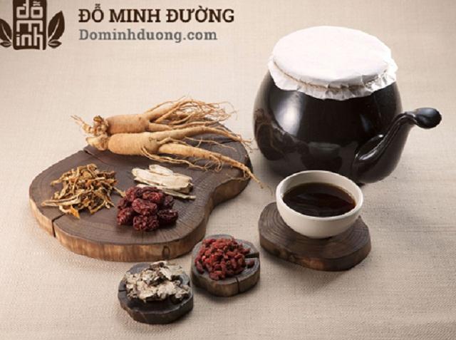 Bài thuốc đông y của Nhà thuốc Đỗ Minh Đường