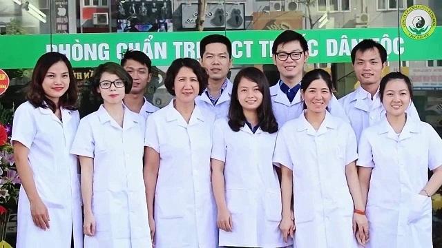 Trung tâm Nghiên cứu và Ứng dụng Thuốc dân tộc