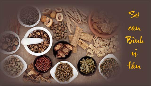 Sơ can Bình vị tán là bài thuốc Đông y chữa đau dạ dày hiệu quả