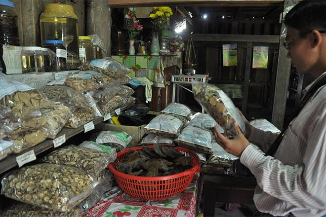 Thị trường thuốc Đông y trị rụng tóc hiện nay đến 60% là hàng Trung Quốc kém chất lượng