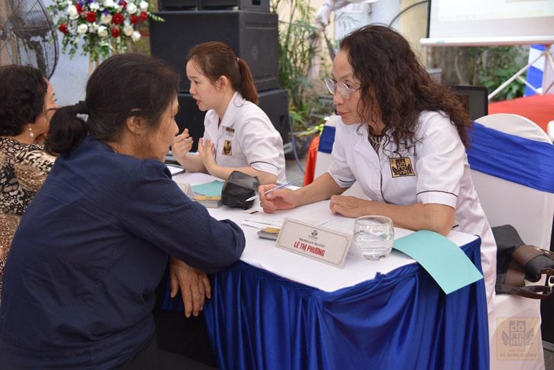 Bác sĩ chuyên khoa Lê Thị Phương – Nguyên Phó giám đốc bệnh viện Y học cổ truyền Hà Đông
