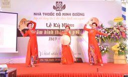 Chương trình kỷ niệm 150 năm thành lập Nhà thuốc Nam gia truyền Đỗ Minh Đường