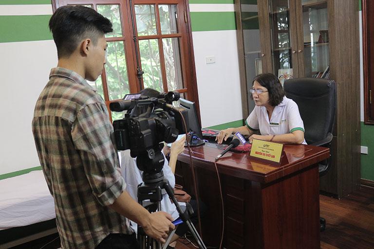 VTC2 giới thiệu bài thuốc chữa trĩ của Thuốc dân tộc