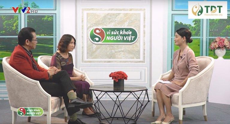 BS Tuyết Lan tư vấn chữa bệnh dạ dày tại thuốc dân tộc vtv2 giới thiệu