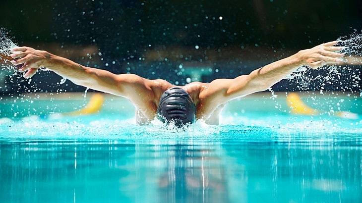 Bơi lội - Giải pháp cải thiện sinh lý, sức khỏe hiệu quả cao với các đấng mày râu