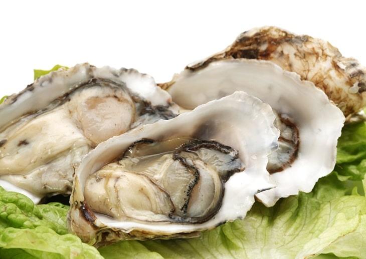 Hàu thực phẩm tăng cường sinh lý, kích thích ham muốn hàng đầu cho nam giới