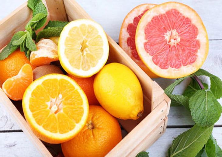Vitamin C có lợi cho sức khỏe nam giới
