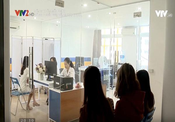 Mỗi ngày có rất nhiều bệnh nhân tìm đến, khám chữa bệnh Phụ khoa cùng bác sĩ Thanh Hà