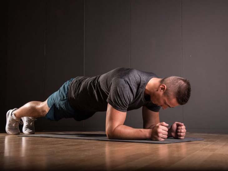 Chữa yếu sinh lý không dùng thuốc bằng bài tập plank