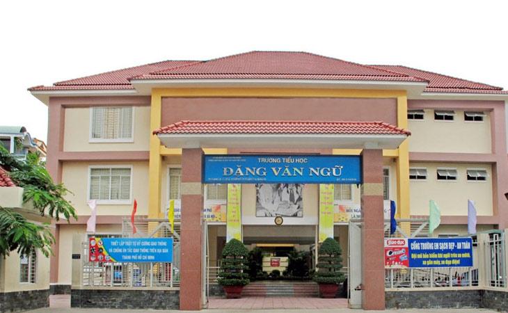 Đặng Văn Ngữ trở thành cái tên của nhiều trường học nổi tiếng