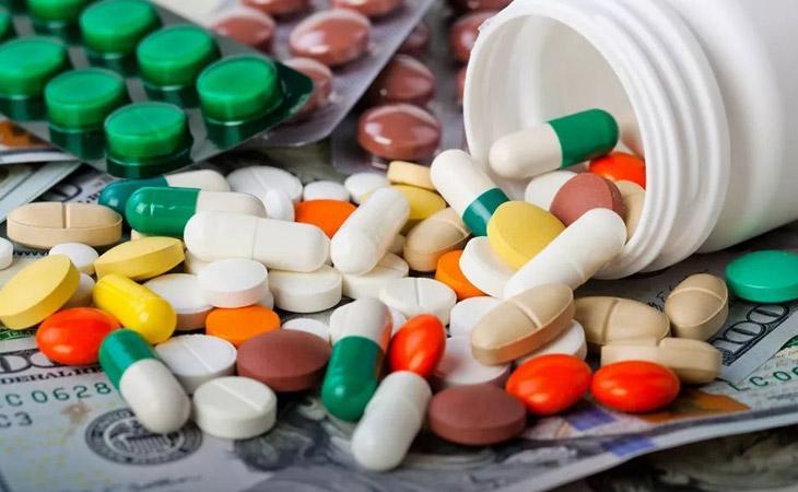 Các loại thuốc thường được sử dụng điều trị bệnh viêm tai xung huyết