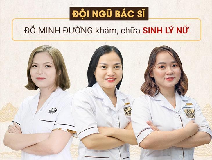 Đội ngũ bác sĩ nhà thuốc tận tâm