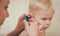 Trẻ em dễ mắc phải các bệnh viêm tai giữa cấp do cấu tạo xương tai chưa phát triển toàn diện