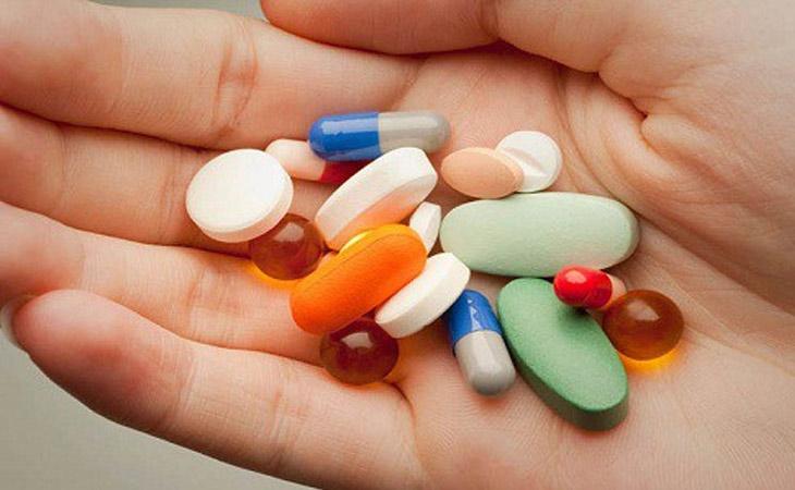 Sử dụng thuốc Tây y điều trị bệnh viêm ứ dịch.