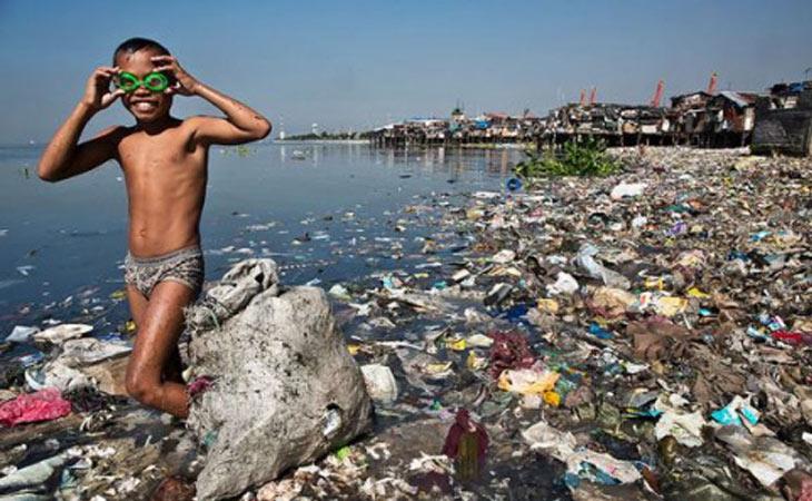 Môi trường ô nhiễm cũng là một trong những nguyên nhân gây bệnh phổ biến