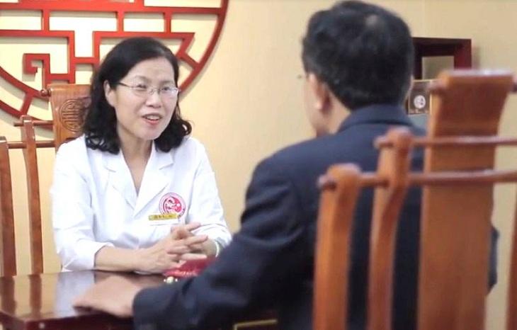 Anh T được trực tiếp tiến sĩ Vân Anh tư vấn