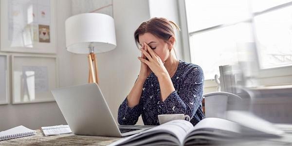 Áp lực công việc, stress khiến thần kinh suy nhược là nguyên nhân gây mất ngủ