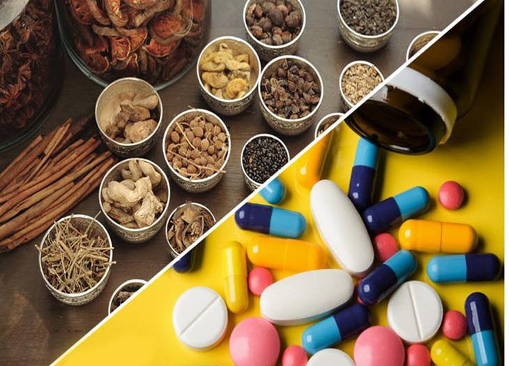 Thuốc Đông y khác Tây y ở phương thức điều trị
