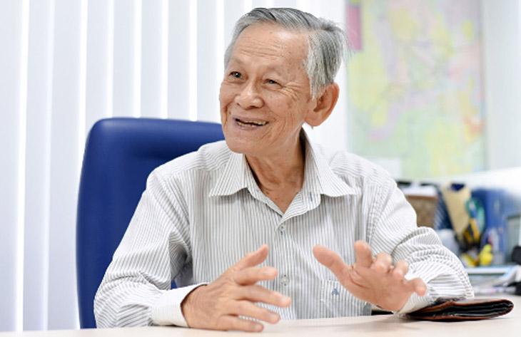 Phó giáo sư, Bác sĩ Nhan Trường Sơn với hơn 60 năm tuổi nghề trong lĩnh vực Tai Mũi Họng tại Việt Nam