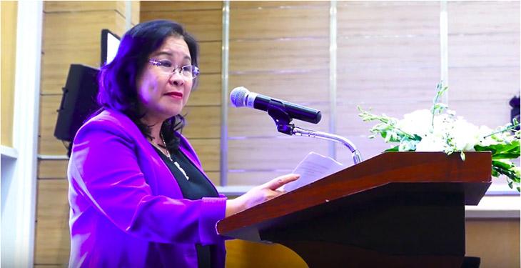 Bác sĩ Nguyễn Thị Ngọc Dung là một trong những chuyên gia Tai Mũi Họng nổi tiếng khắp cả nước