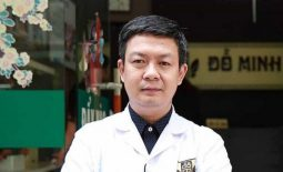 Bác sĩ Đỗ Minh Tuấn tại nhà thuốc Đỗ Minh Đường