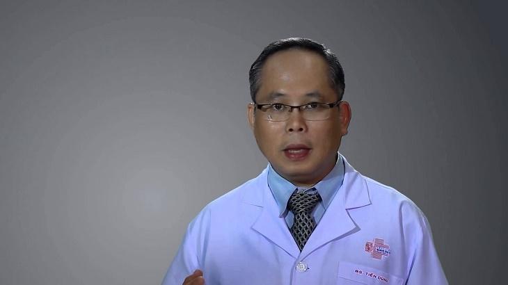 Bác sĩ chữa yếu sinh lý tại Hồ Chí Minh - Mai Bá Tiến Dũng