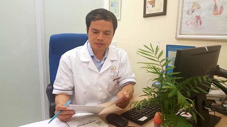 Bác sĩ Nguyễn Bá Hưng điều trị yếu sinh lý và các bệnh nam khoa