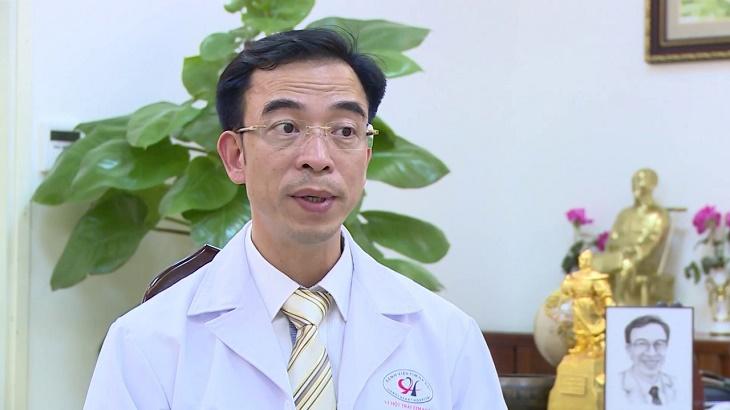 Bác sĩ chữa yếu sinh lý giỏi Nguyễn Quang