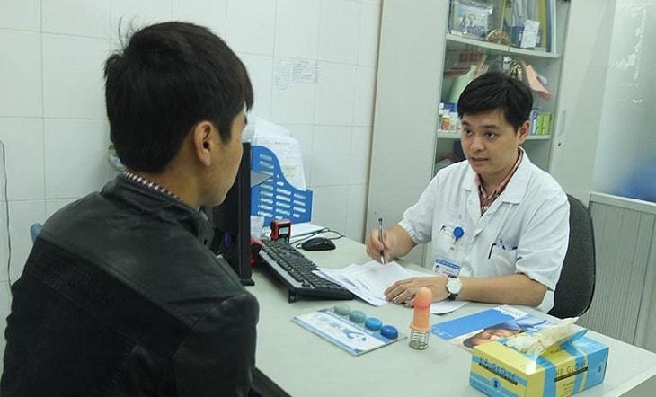 Bác sĩ Trịnh Hoàng Giang