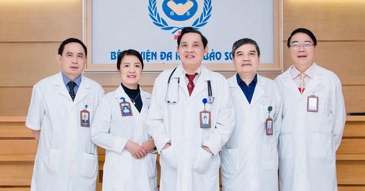 Bác sĩ Nguyễn Công Doanh là người thầy giỏi và hết lòng với bệnh nhân