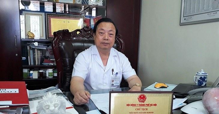Bác sĩ Nguyễn Hồng Siêm là bác sĩ Đông y nổi tiếng trong ngành