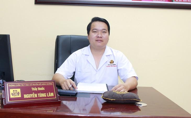 Bác sĩ, lương y Nguyễn Tùng Lâm - Vị thầy thuốc chữa yếu sinh lý giỏi bằng YHCT tại Hồ Chí Minh