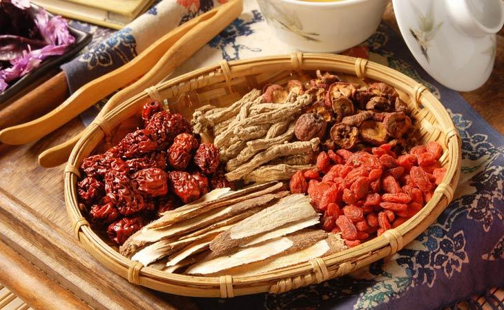 Các dược liệu cần có trong bài thuốc Đông y có nguồn gốc từ phía nam