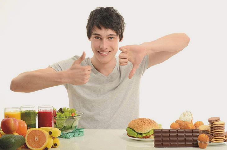 Quý ông bị mất khả năng cương cứng nên bổ sung dinh dưỡng phù hợp