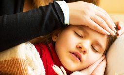 Bệnh viêm tai giữa sốt mấy ngày