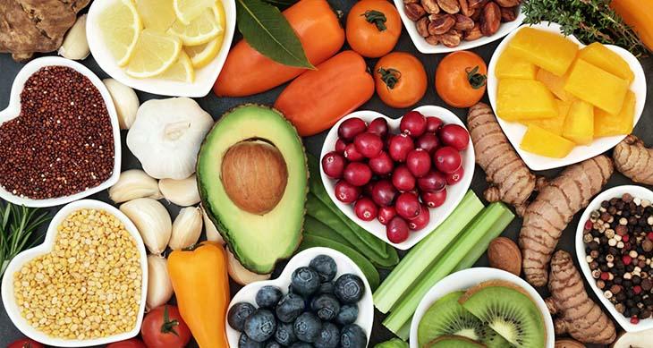 Chế độ dinh dưỡng ảnh hưởng đến quá trình điều trị khô vùng kín của chị em