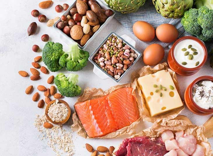 Xây dựng chế độ ăn phù hợp giúp chị em điều trị rối loạn nội tiết tố hiệu quả