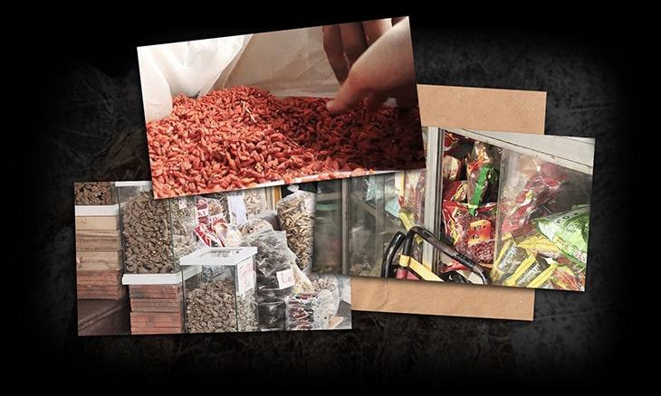 Tình trạng dược liệu nhập lậu tràn lan ở nước ta