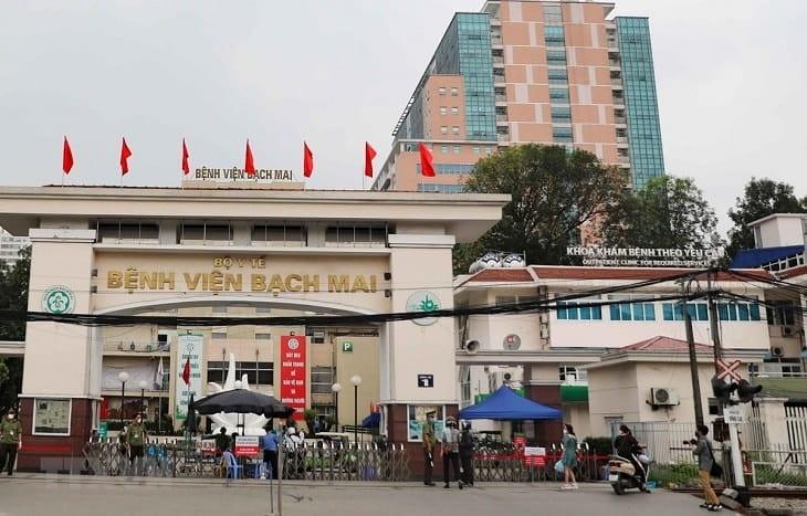 Bệnh viện Bạch Mai - nơi chữa xuất tinh sớm uy tín