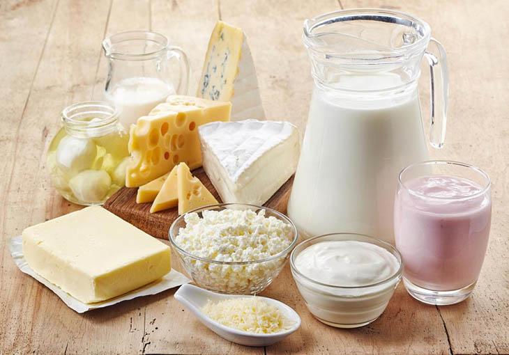 Viêm xoang nên kiêng gì? Sữa và các chế phẩm từ sữa