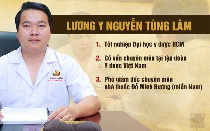 Lương y Nguyễn Tùng Lâm