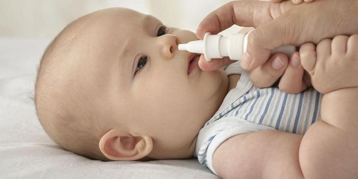 Lưu ý rửa mũi khi bị viêm tai giữa