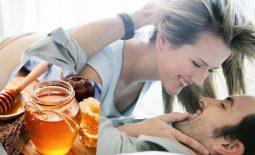 mật ong chữa yếu sinh lý