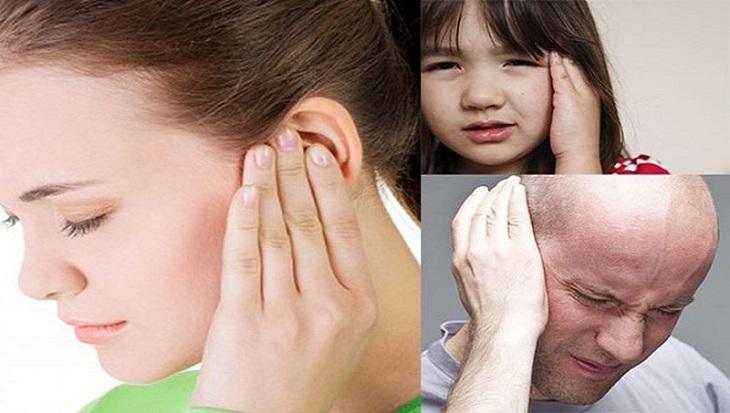 Mức độ nguy hiểm của viêm tai giữa