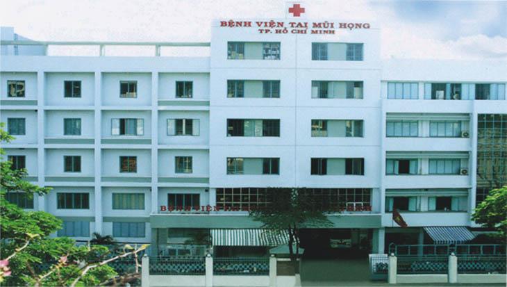 Bệnh viện TMH Thành phố HCM đứng đầu trong list địa chỉ chữa viêm xoang uy tín nhất khu vực phía Nam